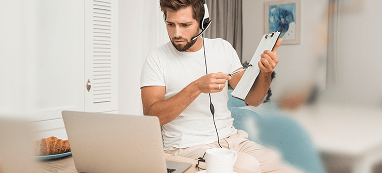 Causes and effects of remote workplace