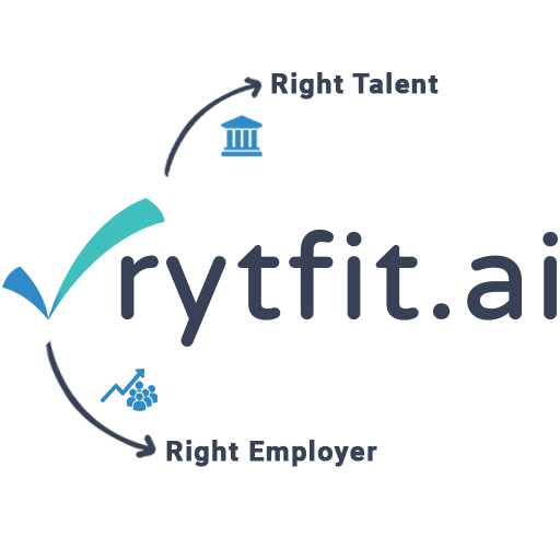 Rytfit.ai helps in connecting right talent with right employer